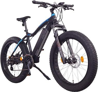 NCM Aspen Bicicleta eléctrica, E-Bike, Fatbike, E-MTB, 48V 13Ah ...