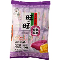 Want Want Shelly Senbei Sweet Potato Rice Crackers 56 g