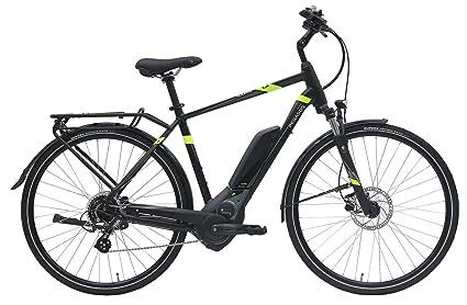 b3f44652928bc0 E-Bike Herren 28 Zoll schwarz- Pegasus Solero E8 Sport CX - Elektrofahrrad  500Wh
