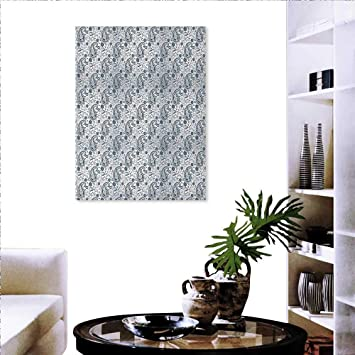 Amazon.com: Anniutwo - Lienzo decorativo para pared, diseño ...