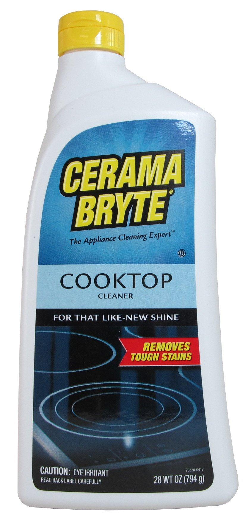 Cerama Bryte Ceramic Cooktop Cleaner 28 Oz (Pack of 2) by Cerama Bryte (Image #1)