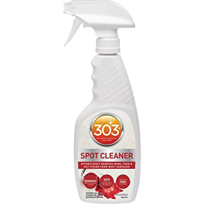 303 (30222) Spot Cleaner for Dirt, Oil, Grease, and Wine Stains, 16 fl. oz: Automotive