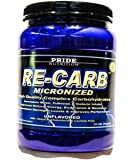 Best Complex Carbohydrate Powder~RE-CARB Unflavored 2.11g~ Micronized For Endurance & Muscle Fullness Add to Pre-Workout, Intra-Workout, Post-Workout & Protein Formula Improves Maximum Results