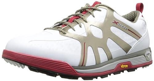 Callaway Calzado de Hombre X Jaula Vibe para Zapatos de Golf, Color, Talla 44: Amazon.es: Zapatos y complementos