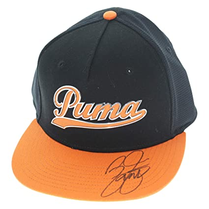 Rickie Fowler Autographed Signed Black Puma Hat with Orange Text - JSA  Authentication at Amazon s Sports Collectibles Store e59e80b9a1