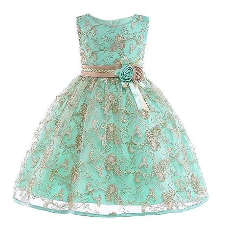 Robe bebé, mamum bebé niña vestido formelle bautizo princesa ...