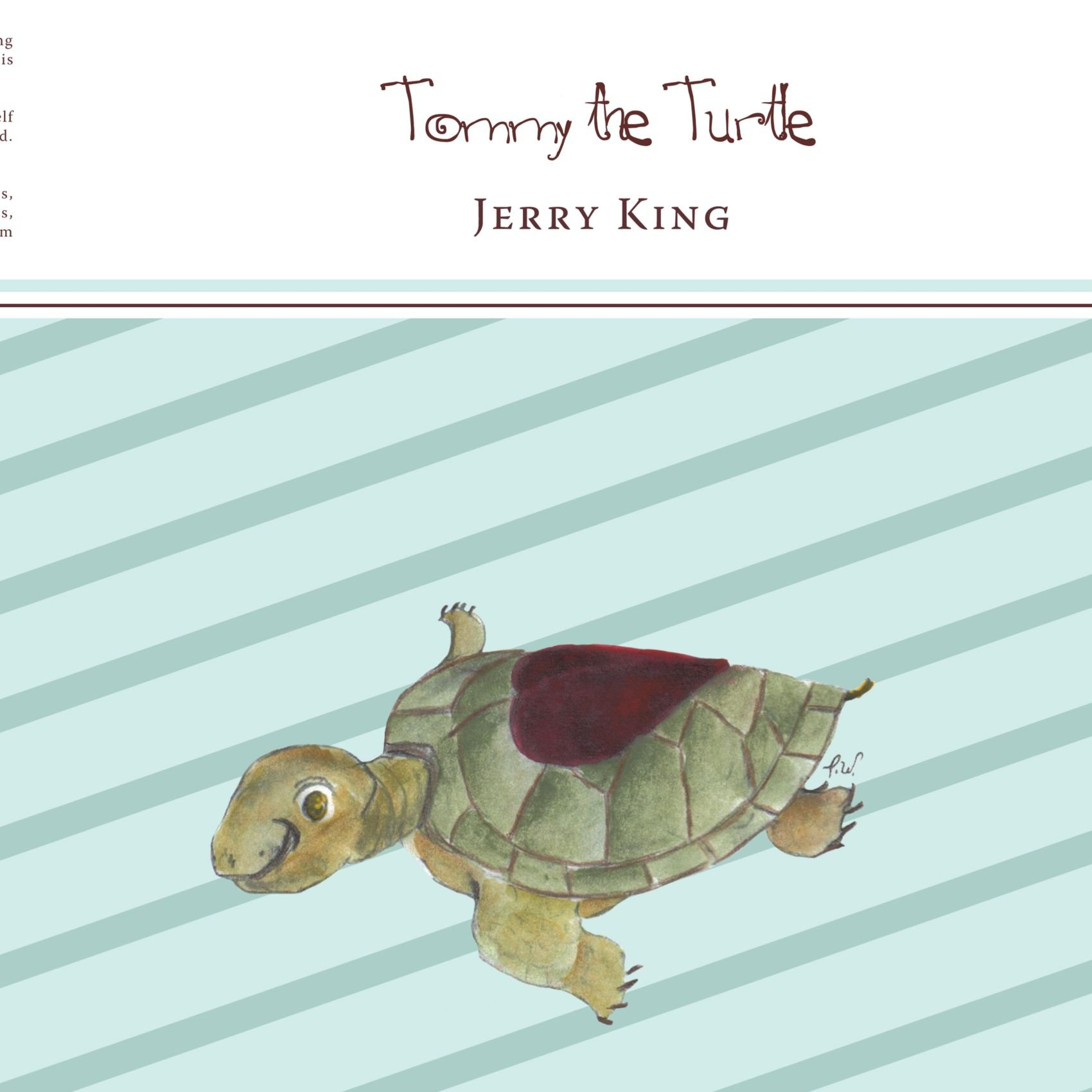 Tommy the Turtle PDF
