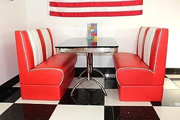 Just-Americanacom American Diner Möbel Stil der 50er Jahre ...