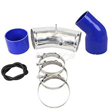 Ford Super Duty 99 - 03 7.3L GTP38 Turbo POWERSTROKE Diesel 4 pulgadas Turbo ingesta Tubo Kit de fábrica (ai-gtp38-s): Amazon.es: Coche y moto