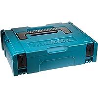 Makita 821549-5 Makpac Gr. 1 Gereedschapskoffer, 29.5 x 39,5 x 10,5 cm, Blauw