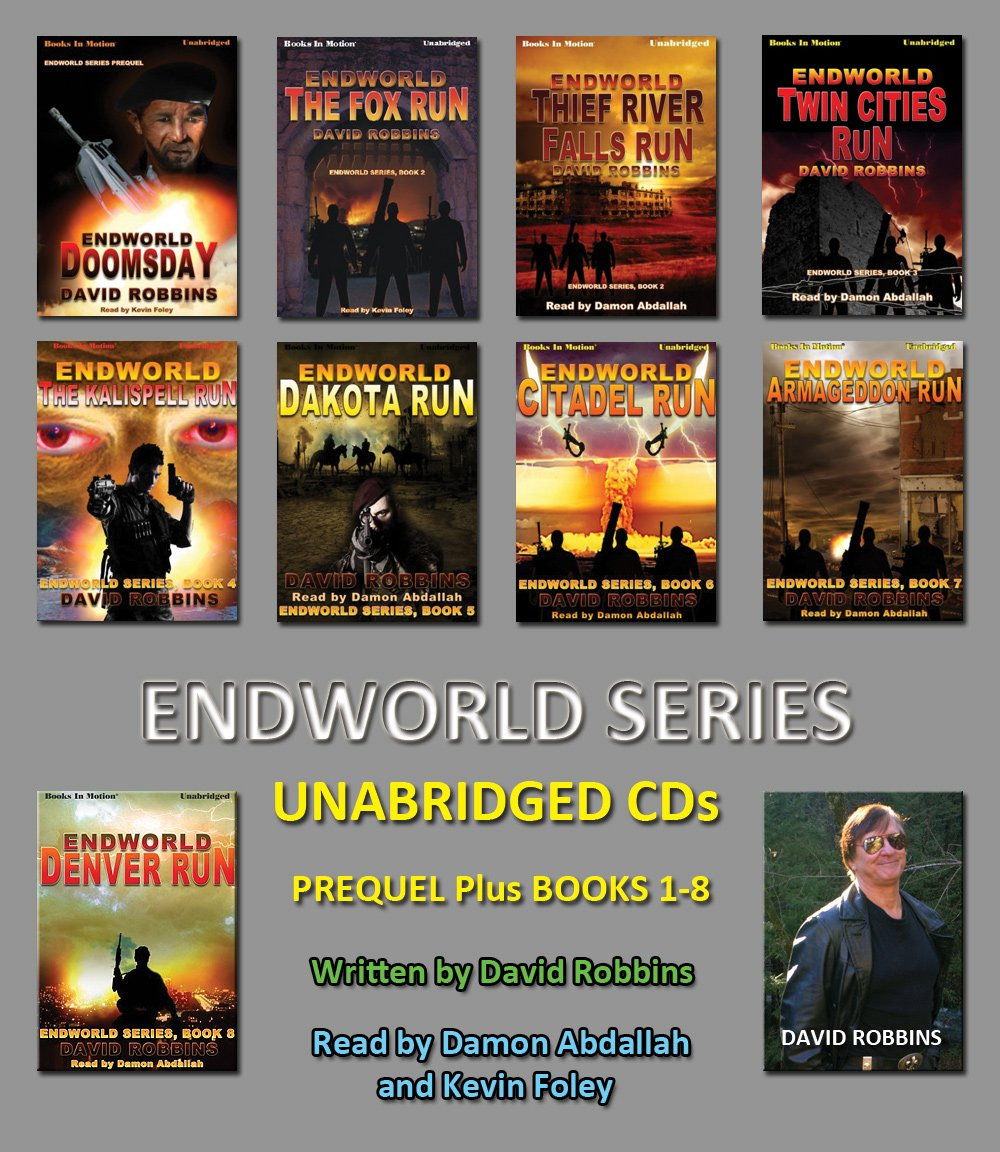 Read Online The Complete Endworld Series (9 Books) [Audio CD] by David Robbins PDF