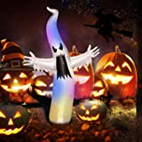Pop-Tech 6ft Scary Airblown Halloween Inflatable