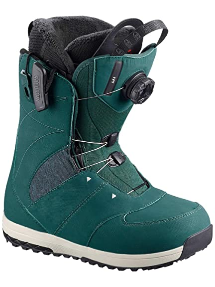 Launch Black 2019 Salomon Snowboard : Boots snowboard homme
