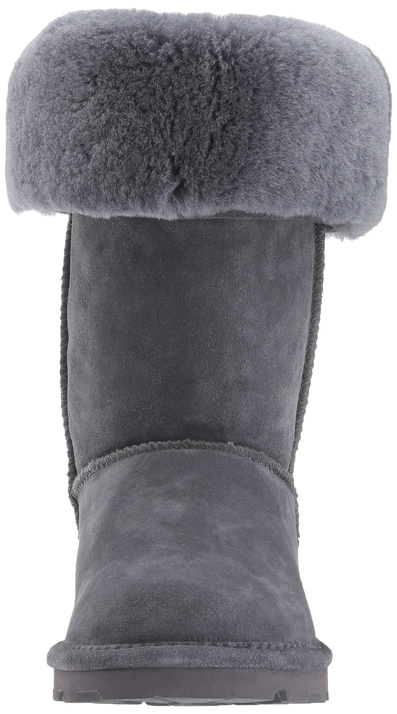 Bearpaw Damen Elle Tall Schlupfstiefel Grau 030) (Charcoal 030) Grau f2dc32