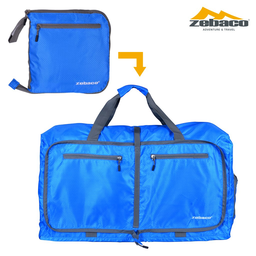 good  ZEBACO  Folding Ripstop Multi Bag Packable 75L 28e6100561660