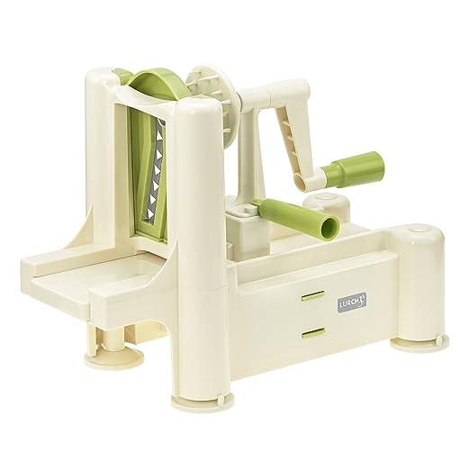 627 opinioni per Lurch Spirali 10203 Tagliaverdure colore: Verde / Crema