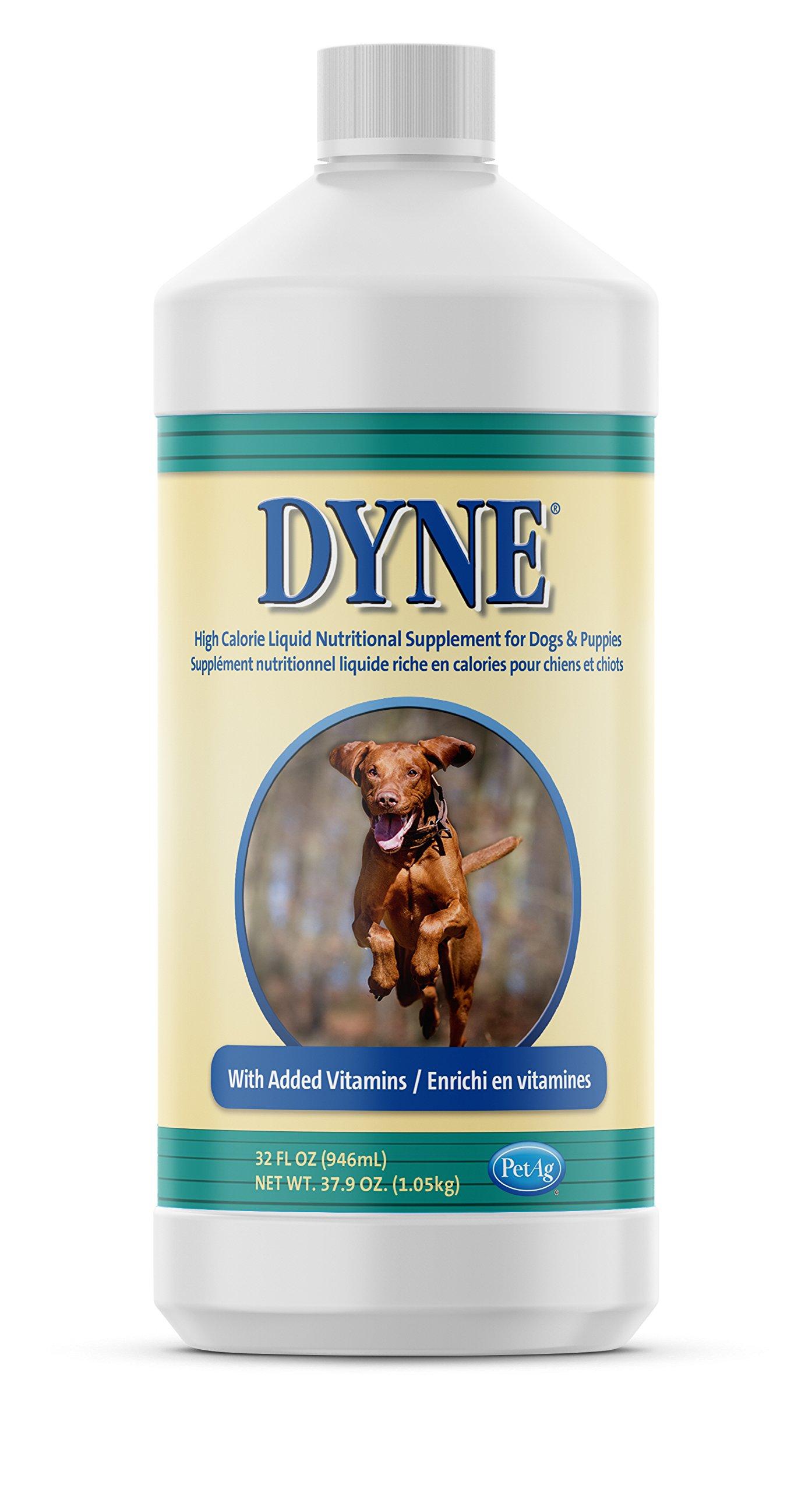 Dyne High Calorie Liquid for Dogs, 32 oz