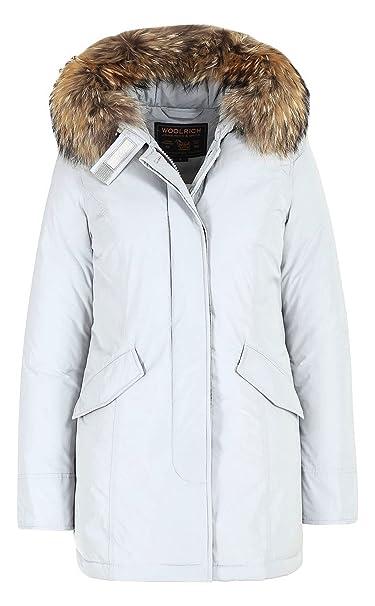 Woolrich WWCPS2131-SM20, Eskimo para Mujer, Grigio (Drifter Grey), Small: Amazon.es: Ropa y accesorios