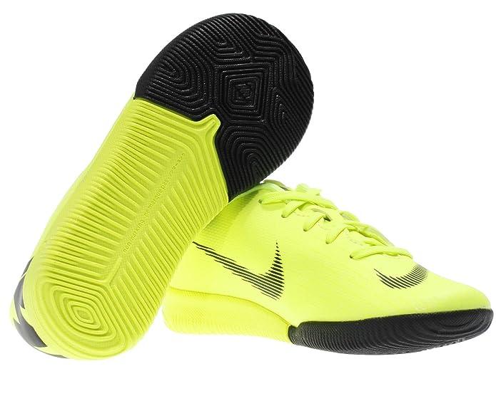 best website d4dd4 9457f MercurialX Vapor XII Academy IC Chaussures Multisport Indoor Mixte Enfant  AH7352 Nike Jr