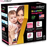 Trumom (USA) BreastMilk Storage Bags (30 bags) …