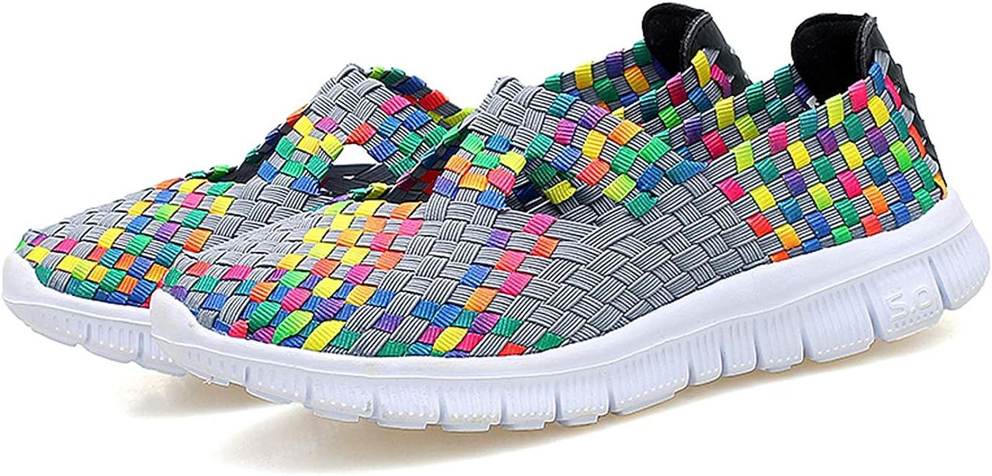 Sanearde Women Slip on Walking Shoes