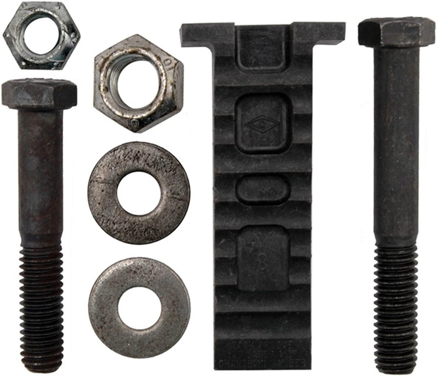 ACDelco 45K18022 Professional Front Camber Adjuster Bolt Kit with Hardware