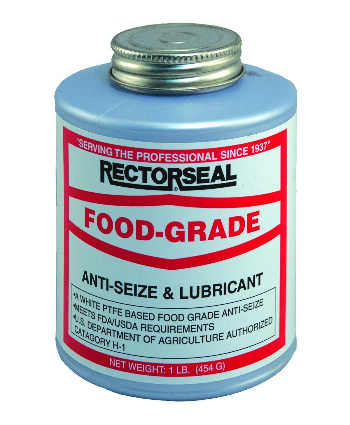 Rectorseal 73931 1-Pound Food Grade Anti-Seize And Lubricant