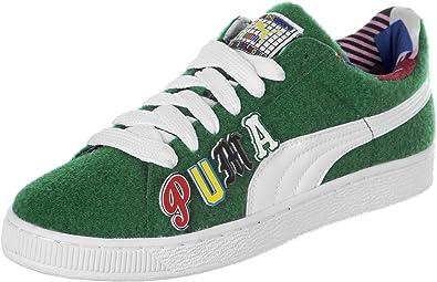 89fcbd8aaa Puma Basket X Dee & Ricky CR Herren Schuhe Grün - Limited-Edition – Sneaker  Classic Turnschuhe Selten: Amazon.de: Schuhe & Handtaschen