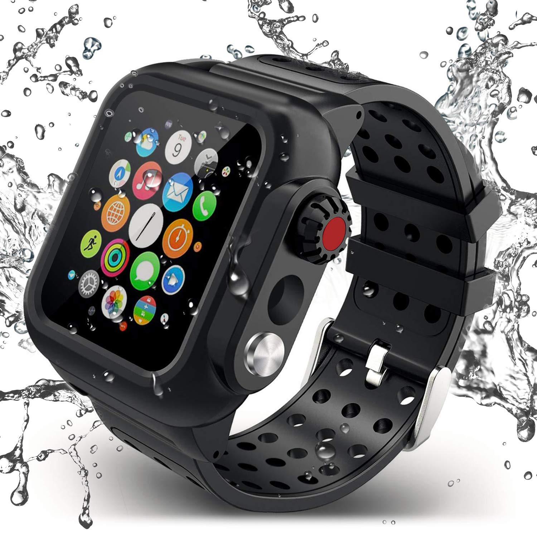 Malla Silicona para Apple Watch (42/44mm) ADDSMILE [PBRXW1M]