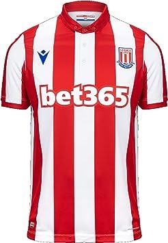 Stoke City FC 2019-2020 - Camiseta de fútbol para hombre: Amazon.es: Deportes y aire libre