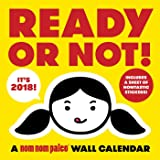 Ready or Not! A Nom Nom Paleo 2018 Wall Calendar