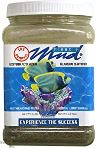 Ecosystem Aquarium Miracle Mud (Marine) 5 lb
