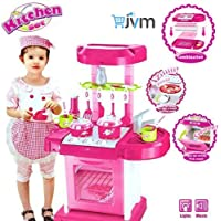 JVM Luxury Battery Operated Kitchen Play Set Super Toy for Kids