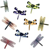 Littlest pet shop dragonfly applique iron on fabric cut out 4 inch