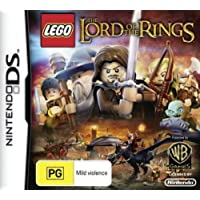 GDS-LEGO LORD OF THE RINGS (Nintendo DS)