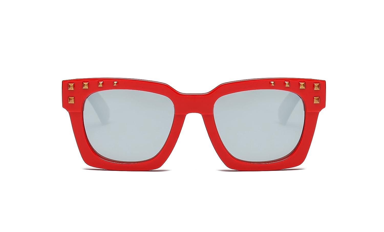 Sojos Bambini occhiali da sole polarizzati per 3-10 anni in silicone flessibile telaio gommato ragazzi e ragazze lente a specchio bambino SK203 SK203C6