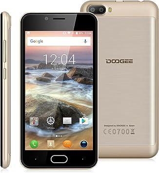 DOOGEE Smartphone (2G+16G, Oro): Amazon.es: Electrónica