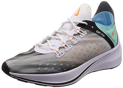 cheap for discount 8b525 a96d9 Nike Unisex Exp-X14 QS White Emerald Rise Cone Running Shoe 6 Men US