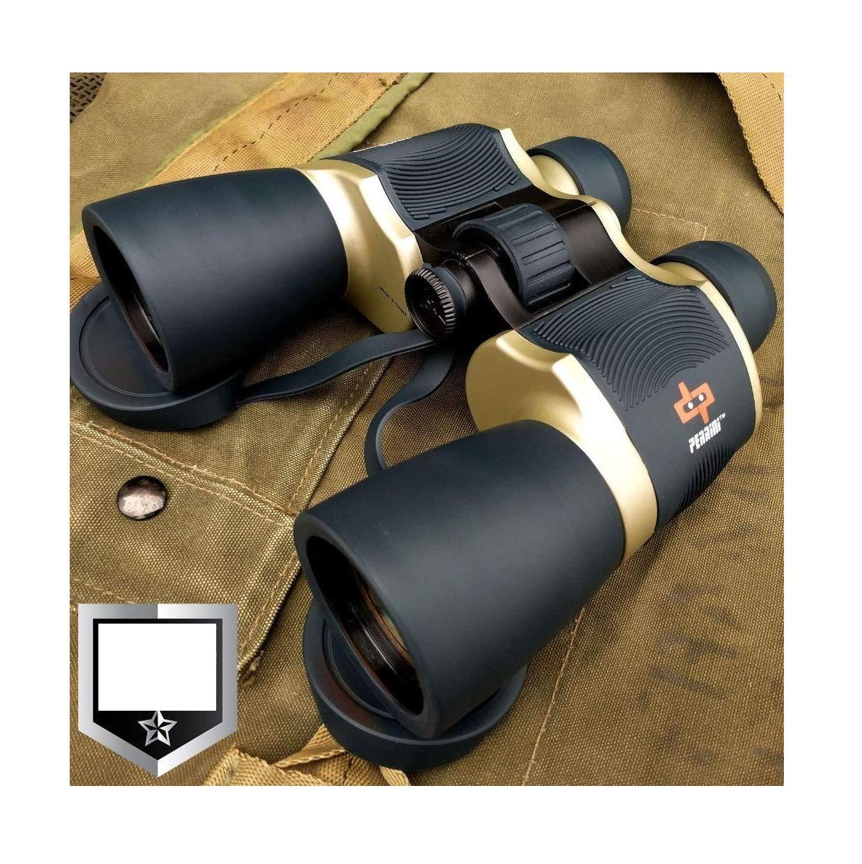 Day/Night 20x60 Outdoor Bronze Binoculars Hunting Outdoor Camping by Destinie