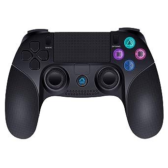 Mando inalámbrico para PlayStation 4, Maexus inalámbrico Game Controller Gamepad Joystick para PlayStation 4