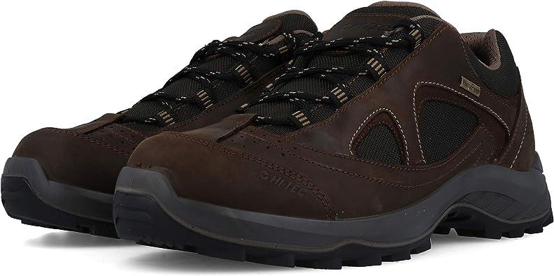 Hi-Tec Walk Lite Camino Waterproof, Zapatillas de Senderismo para Hombre: Amazon.es: Zapatos y complementos