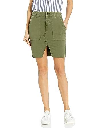 Hudson Military Lulu Cargo Skirt Falda para Mujer: Amazon.es: Ropa ...
