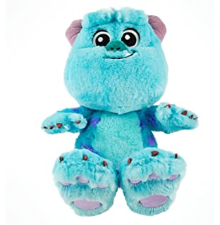 574447b071c Amazon.com  TY Beanie Ballz Sulley Blue Monster Plush  Toys   Games