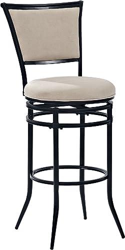 Crosley Furniture Rachel Swivel Bar Stool