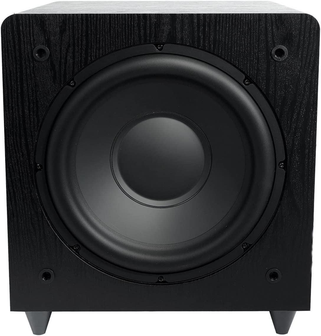 Sunfire SDS12 12 600W Black Home Theater Sub Powered Subwoofer Sound System