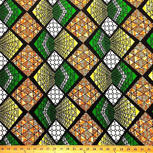 African Prints Fabric: Amazon.com