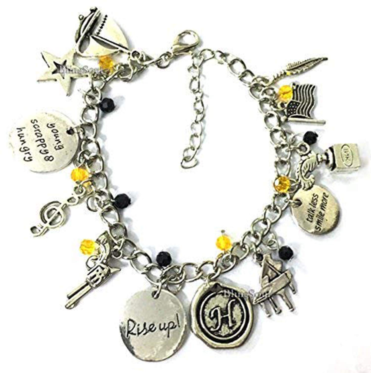 Hamilton Broadway Alexander Musical Jewelry - Disney Jewelry Merchandise Gifts Collection ⚡️Flash Sale⚡️ by BlingSoul (Image #1)