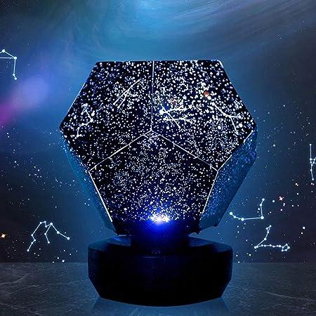 LED Star Master Night Light LED Proyector Star Lámpara Sky ...