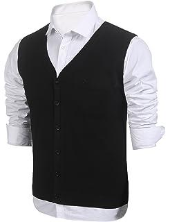 Amazon Jan Gilet Abbigliamento Vanderstorm Uomo Basic it q0ZIr0n