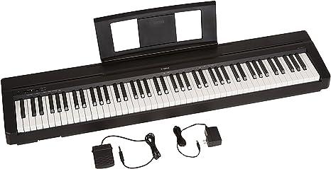 Yamaha P71 88-Key Weighted Action Digital Piano Review